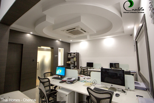 corporate interior contractors chennai tamilnadu